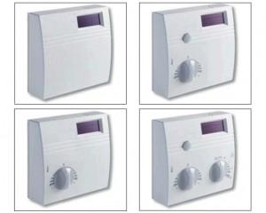 室内温度センサ